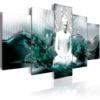 Schilderij - Azure Meditation-1