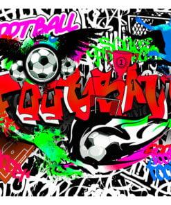 Fotobehang - Football Passion-2