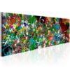 Schilderij - Artistic Puzzle-1