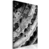 Schilderij - Gears (1 Part) Vertical-1