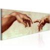 Schilderij - God's Finger-1
