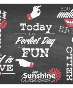 Fotobehang - Perfect day-2