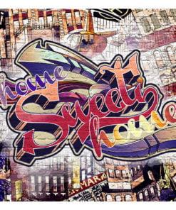 Fotobehang - Cool Graffiti-2