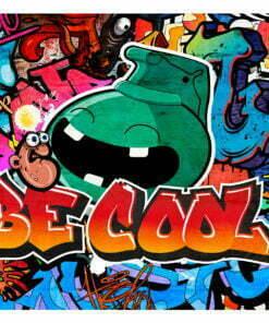 Fotobehang - Be Cool-2
