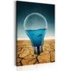 Schilderij - Aquarium of Ideas-1