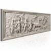 Schilderij - Relief: Apollo and Muses-1