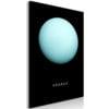 Schilderij - Uranus (1 Part) Vertical-1