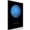 Schilderij - Neptune (1 Part) Vertical-1