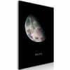 Schilderij - Moon (1 Part) Vertical-1