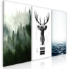 Schilderij - Chilly Nature (Collection)-1